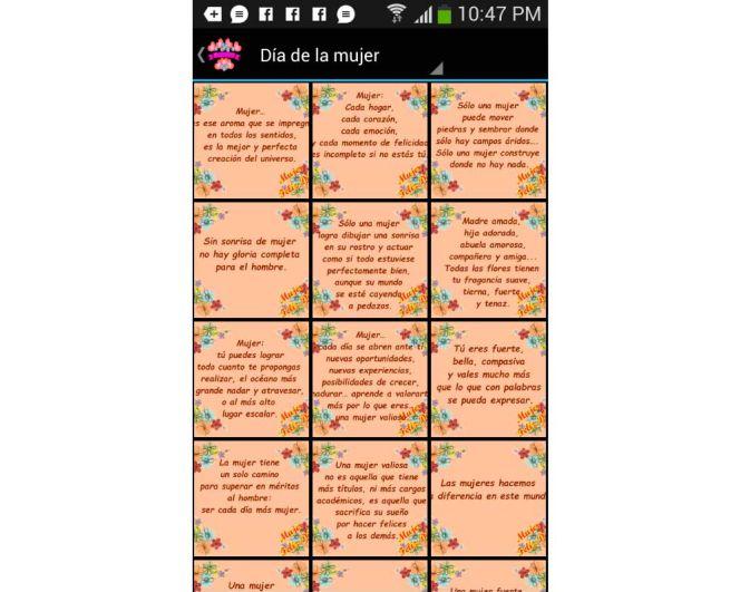 Apps Con Las Mejores Frases Para Celebrar El Día De La Mujer