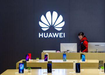 c163491320 Las ventas de móviles Huawei se desploman en España tras el veto de Google