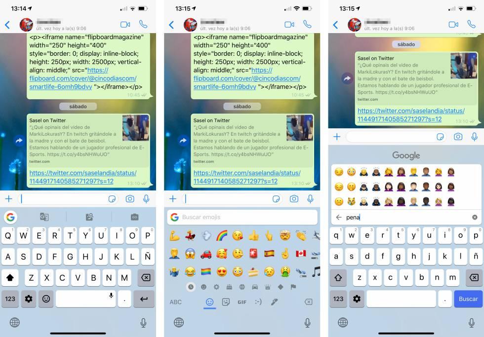 Cómo Buscar En Whatsapp El Emoji Perfecto Para Cada Mensaje