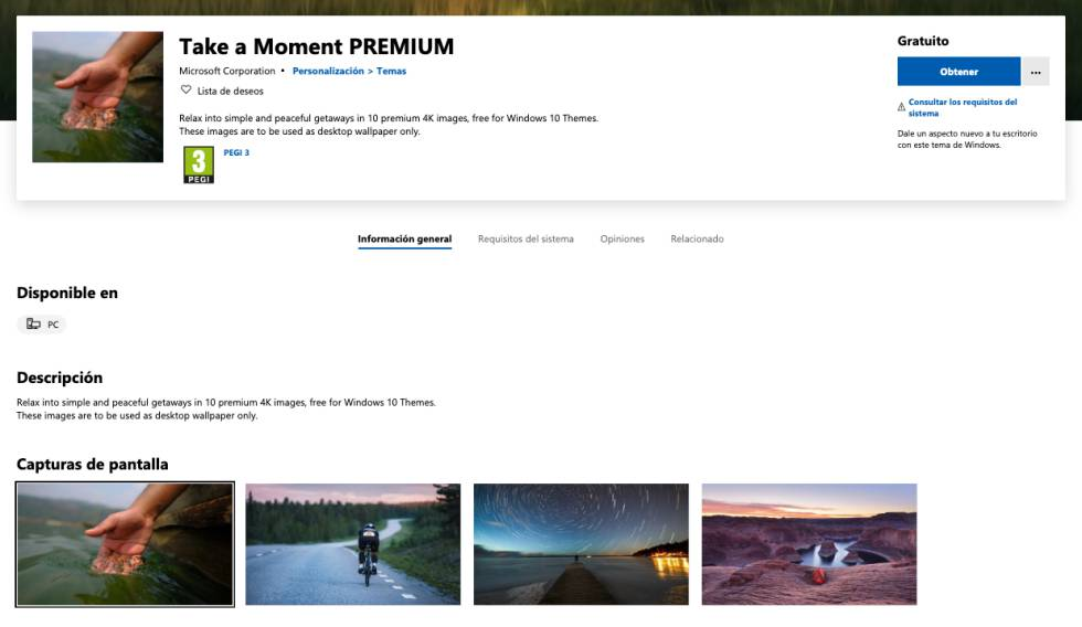 Microsoft Te Regala 10 Wallpapers 4k Para Tu Escritorio De